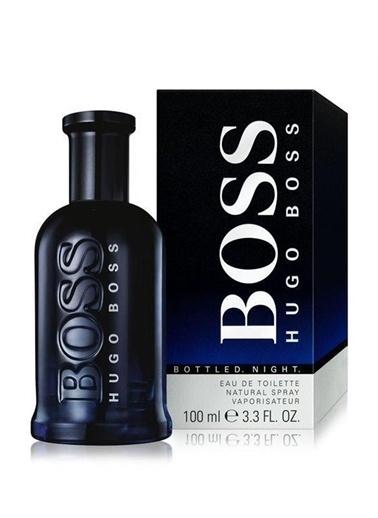 Hugo Boss Bottled Night Edt 100Ml Erkek Parfüm Renksiz